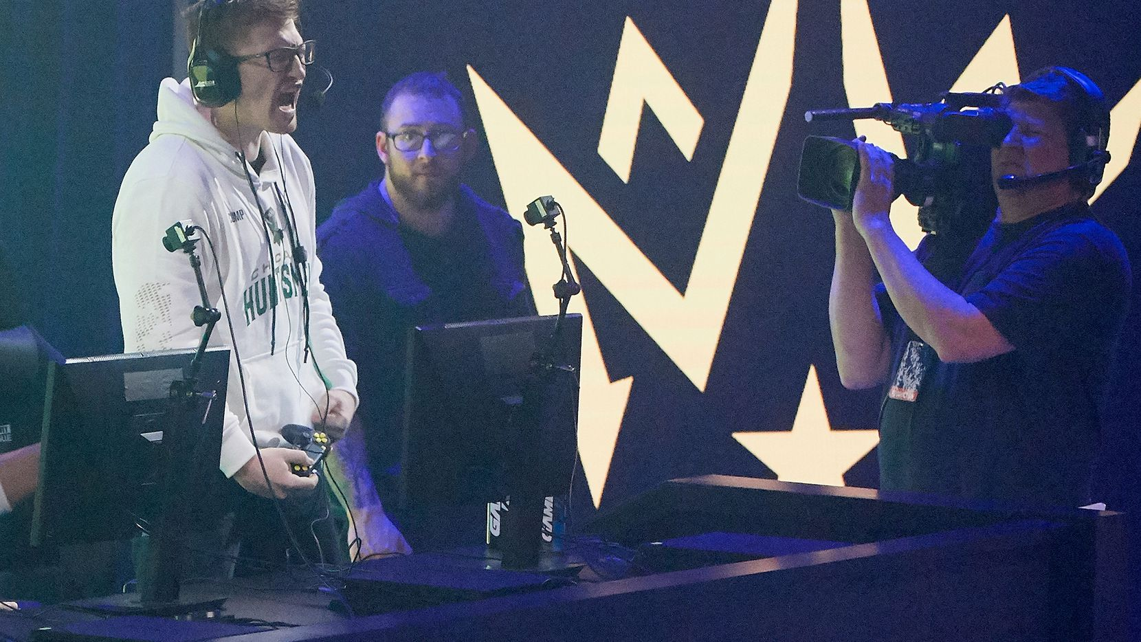 Scump during CDL Launch Weekend.