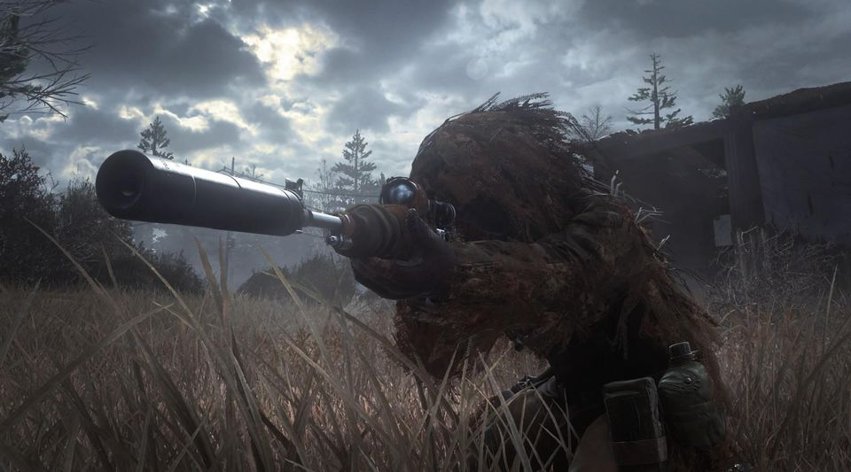 Modern Warfare Remastered campaign