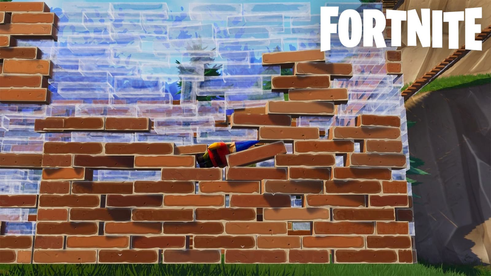 fortnite wall phasing bug search and destroy change