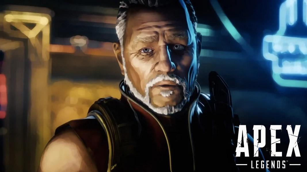 Blisk in Apex Legends trailer.
