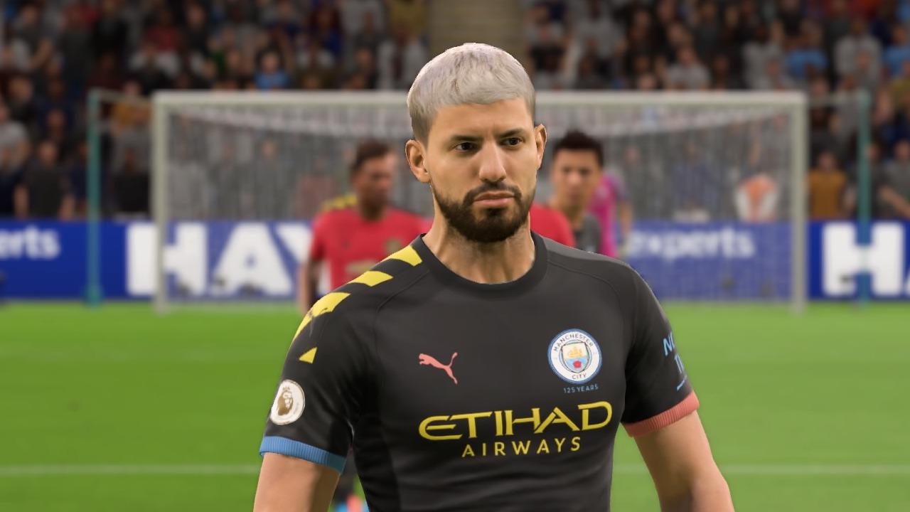 Aguero in FIFA 20