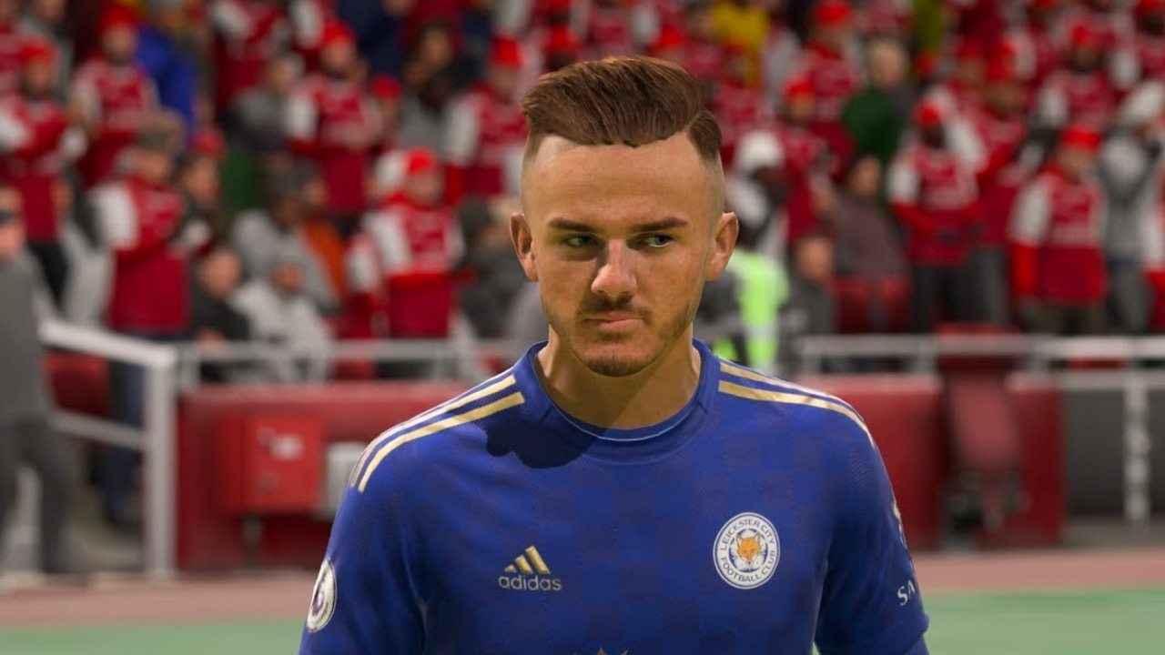 James Maddison in FIFA 20