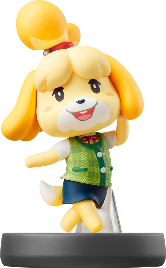 Isabelle Animal Crossing amiibo
