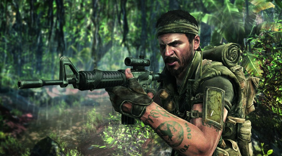 Black Ops' Vietnam mission.