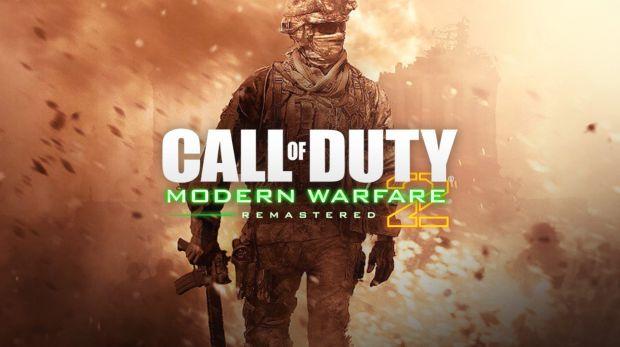 Modern Warfare 2 remastered.