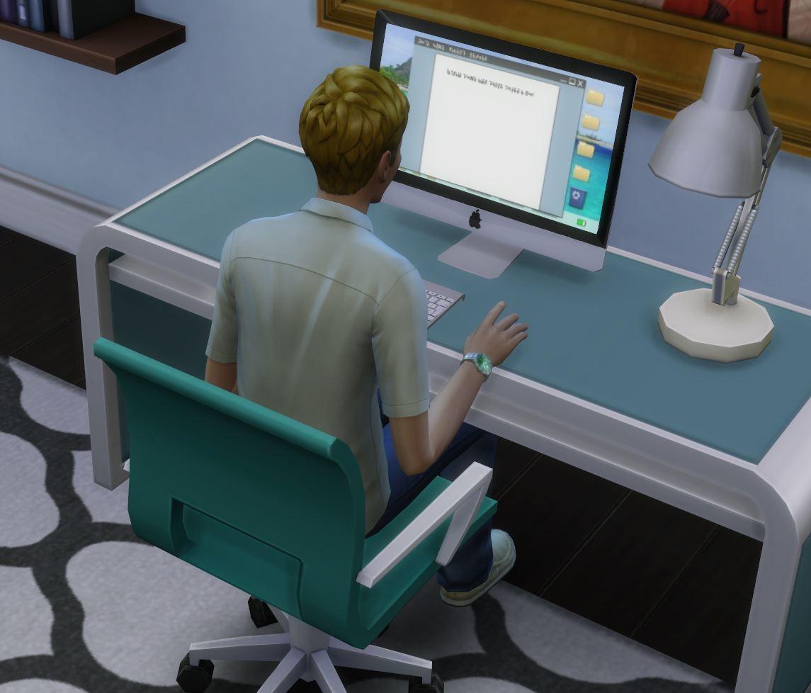 the sims 5 screenshot