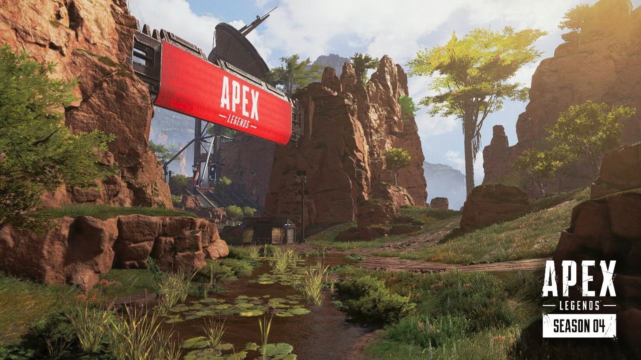 Kings Canyon in Apex Legends
