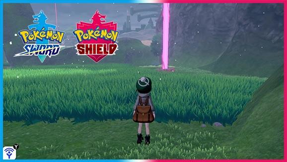 Pokemon Sword Shield Max Raid Battle Den