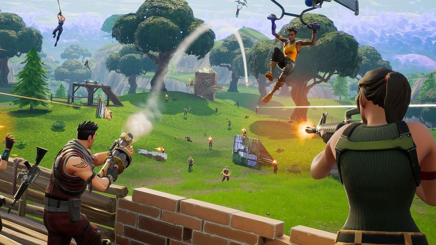 Fortnite No Game Sound Ninja Clutches Up Manic Fortnite Start Without Hearing A Single Thing Dexerto