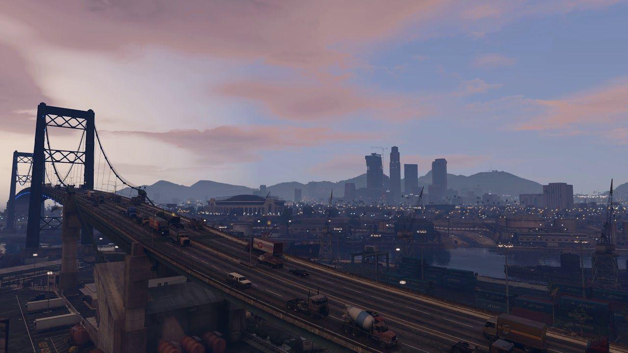 GTA city