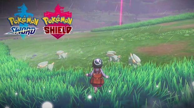 Pokemon Sword Shield Wild