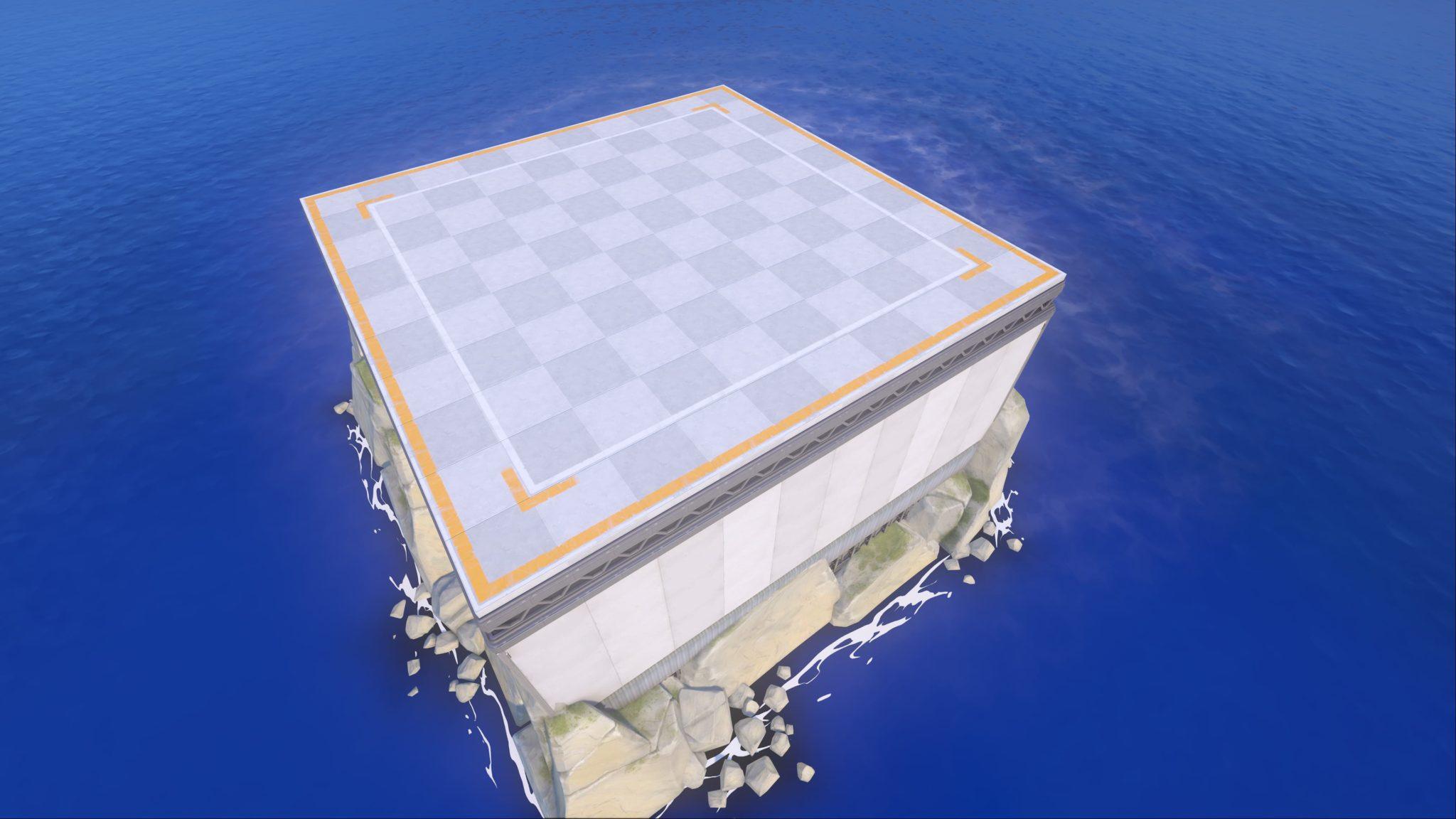 Overwatch Workshop Island map