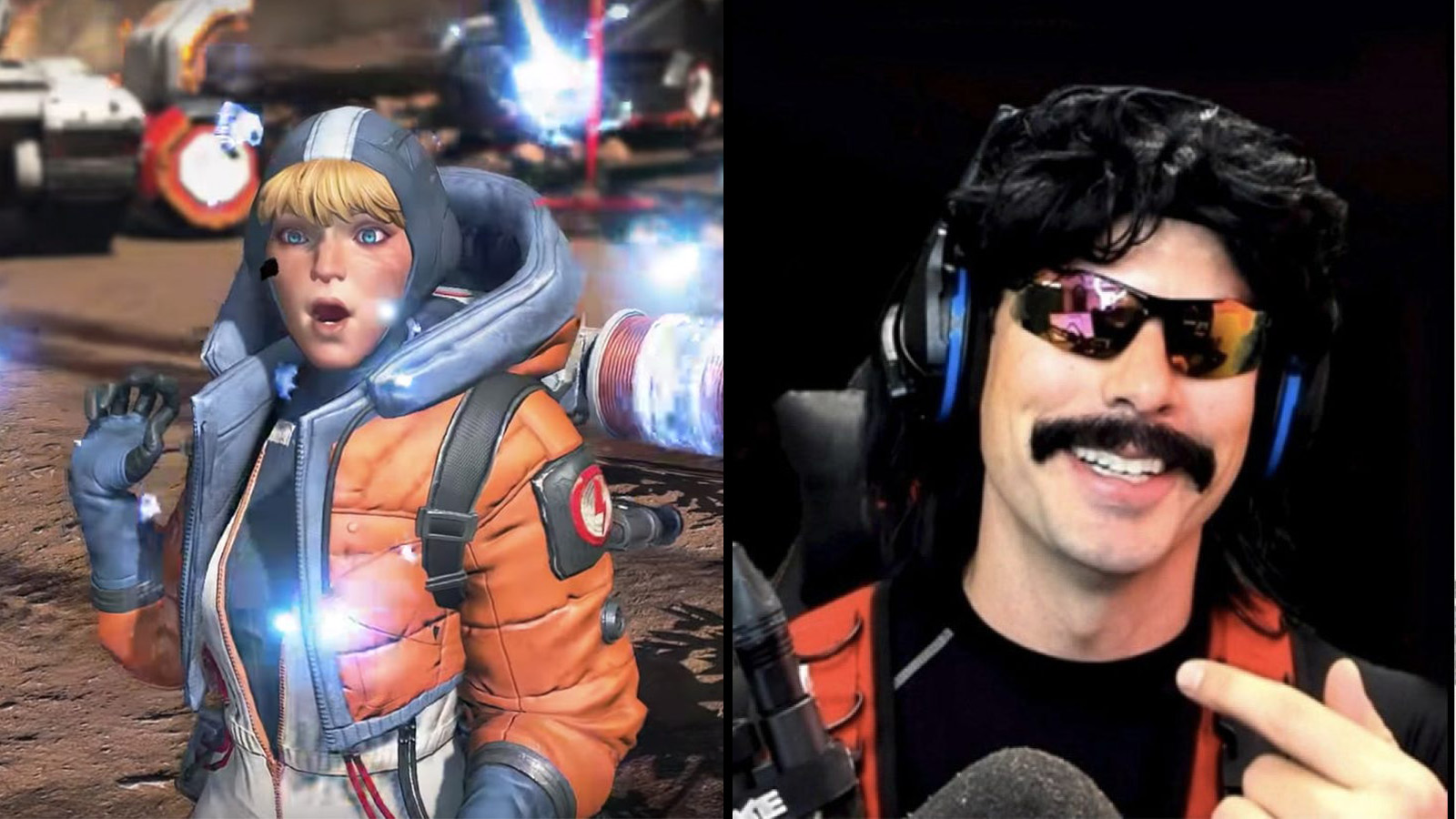 dr disrespect apex legends idea