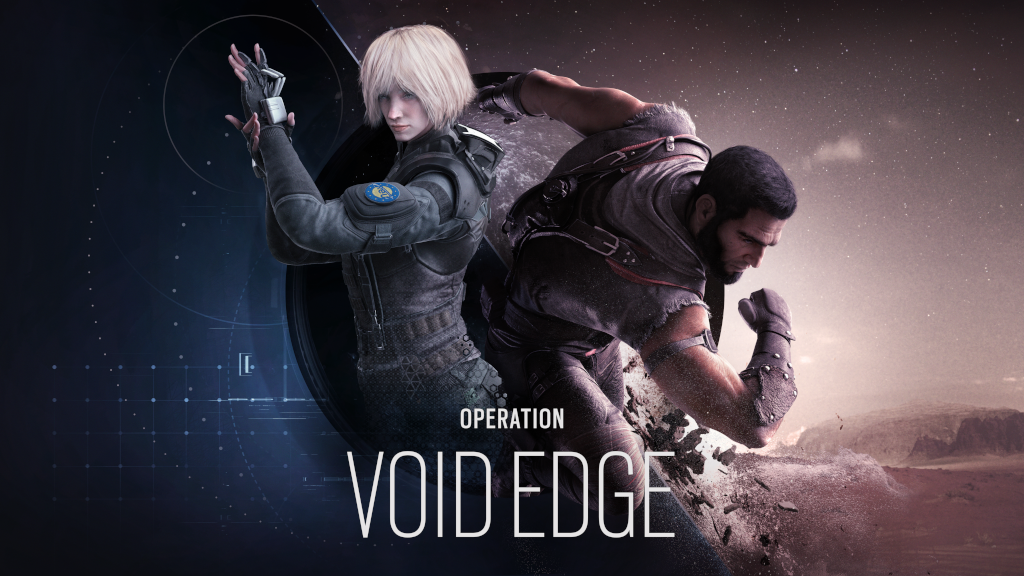 Iana and Oryx in Operation Void Edge for Rainbow 6