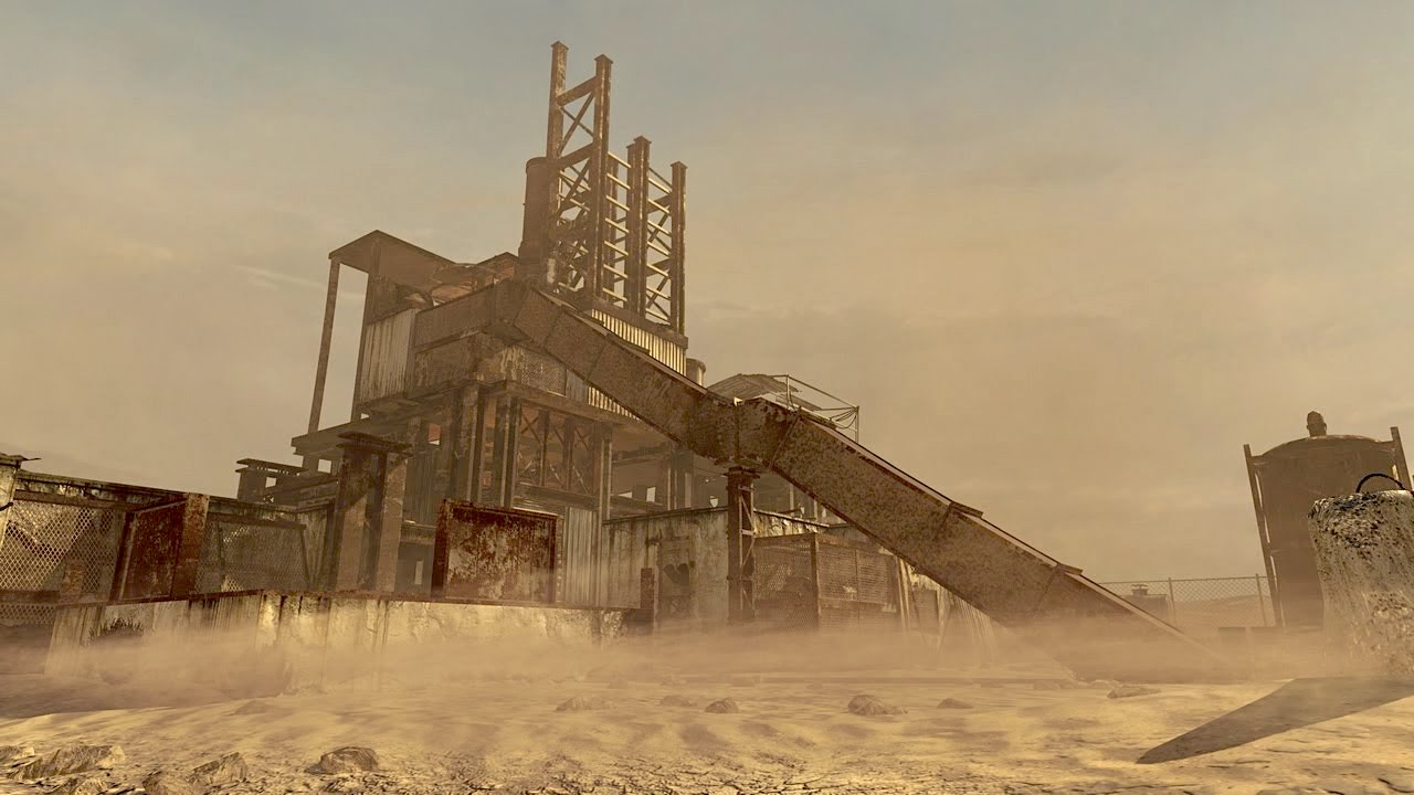 Modern Warfare 2's Rust.