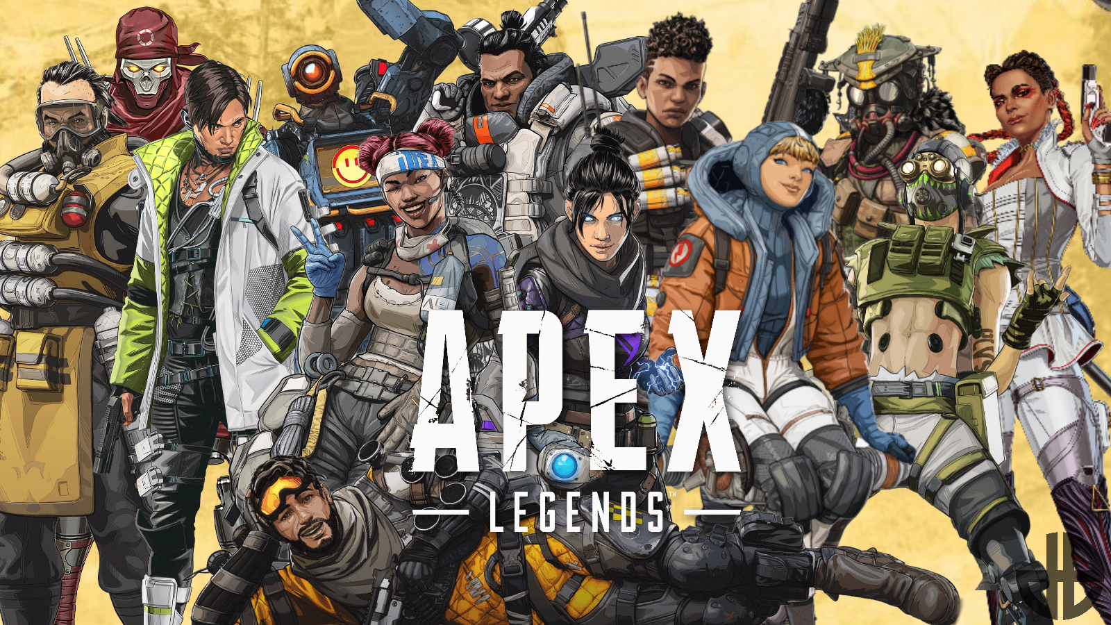 Apex Legends all legends