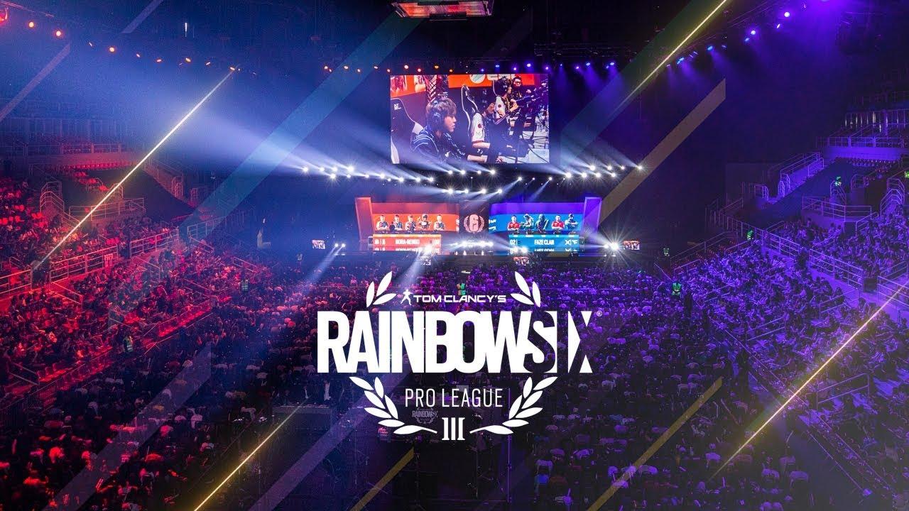 Rainbow 6 Pro League Season 8 in Rio de Janeiro
