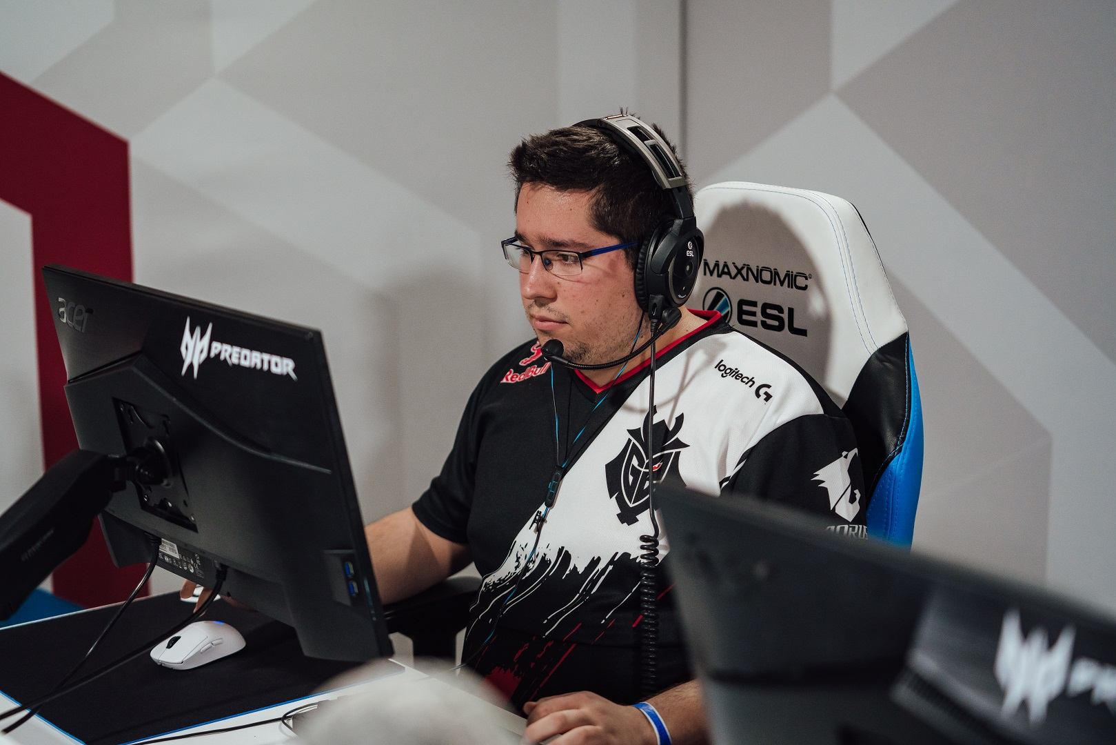 Sirboss playing for G2 Esports at Six Invitational 2020