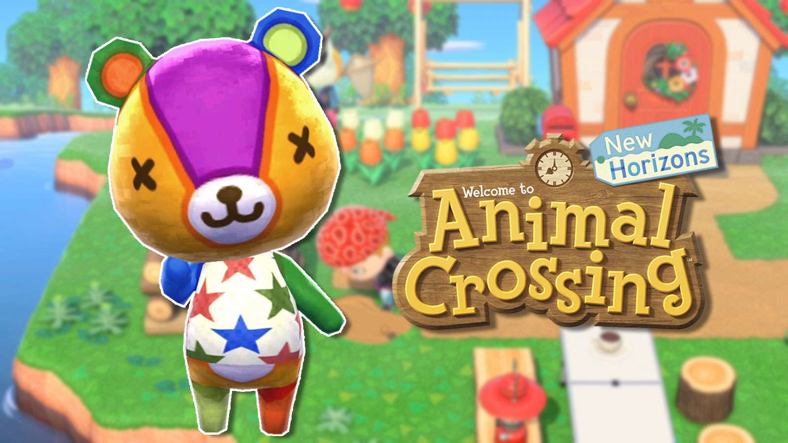 Animal Crossing New Horizons Stitches
