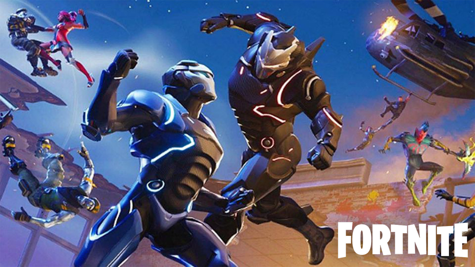 fortnite chapter 2 teaser carbide