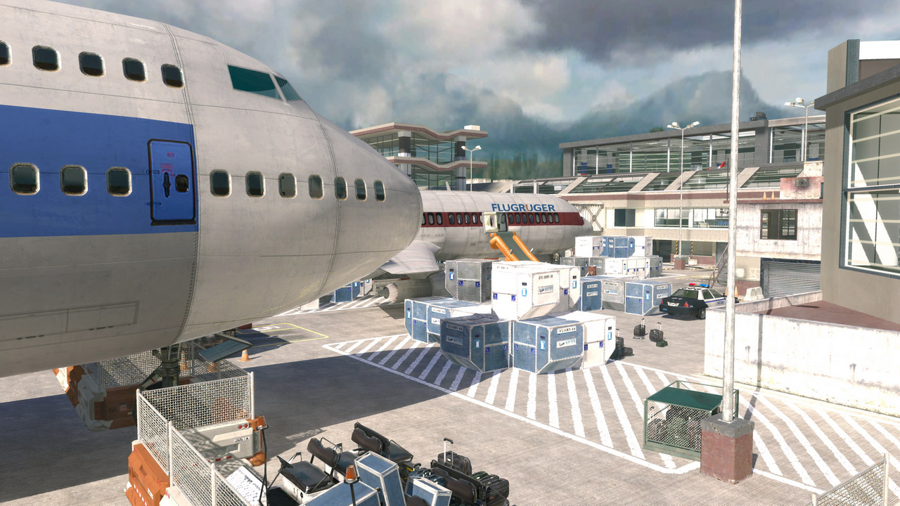 Terminal from MW2.