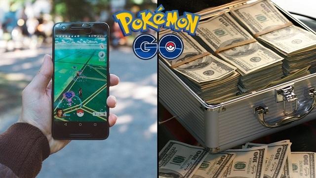 Pokemon Go Monetization