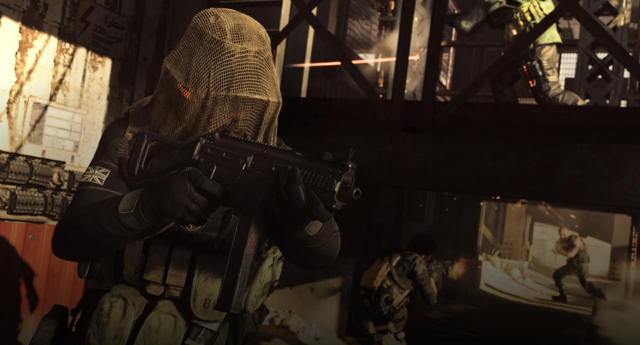 Modern Warfare's Rust.