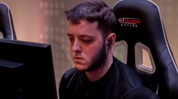 Wuskin playing for UNILAD Esports.