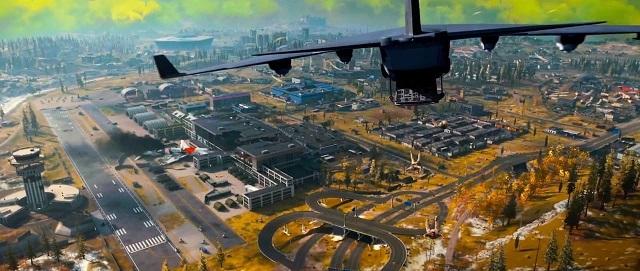 Modern Warfare Battle Royale Warzone