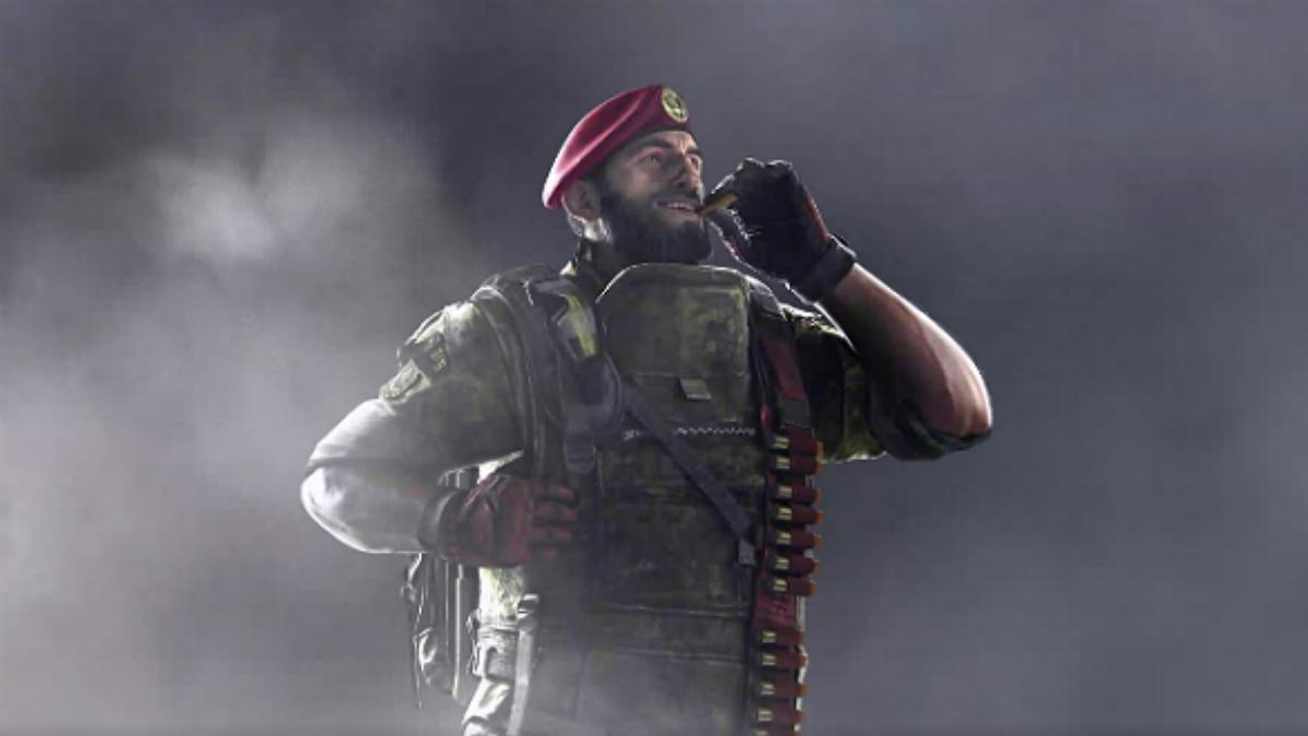 Maestro in Rainbow Six: Siege