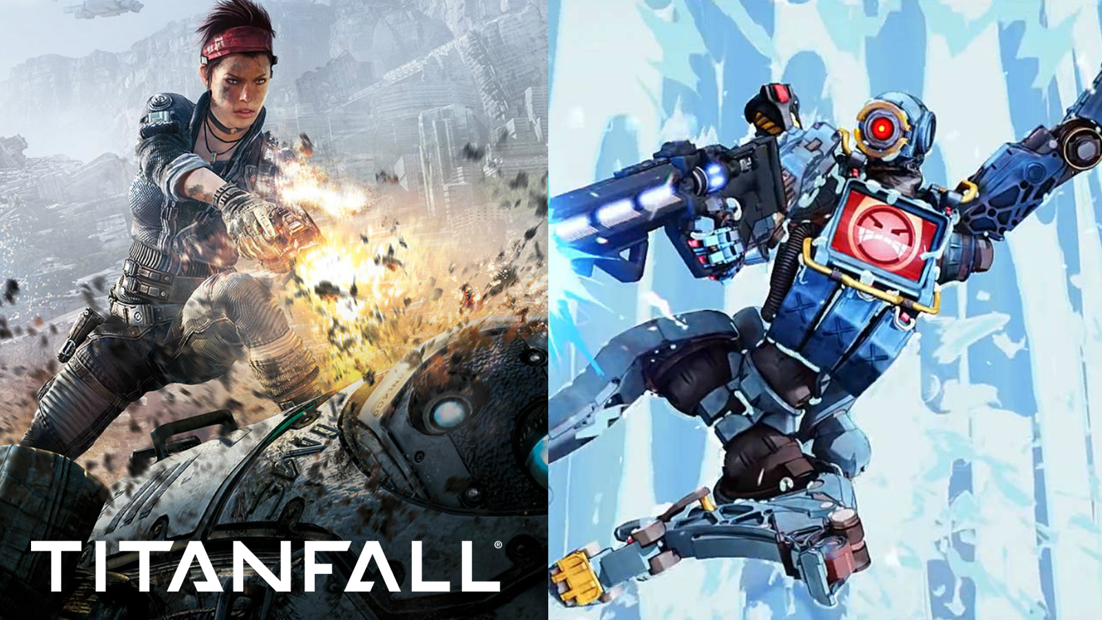 Titanfall and Apex Legends