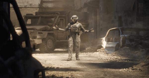 Modern Warfare's Captain Price.