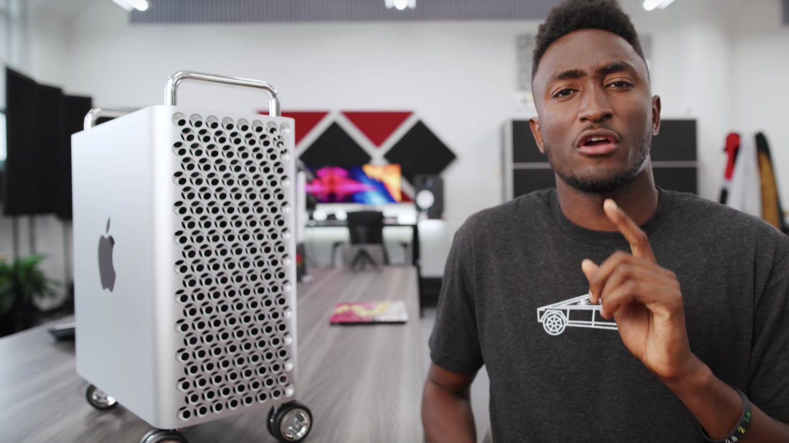 marques brownlee mac pro review problems.'