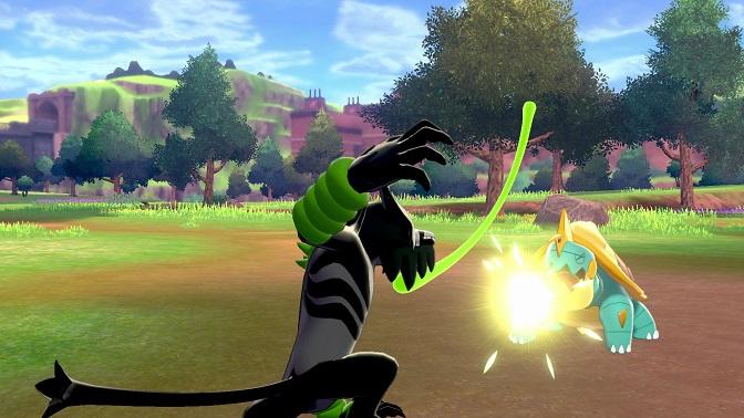 Zarude Mythical Pokemon Sword Shield