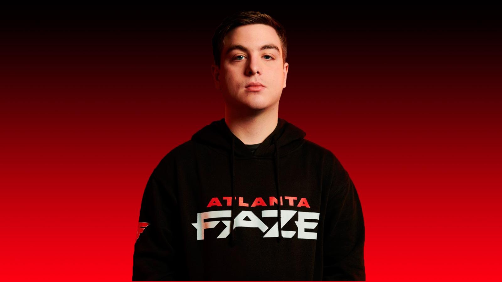 Atlanta FaZe's Simp.