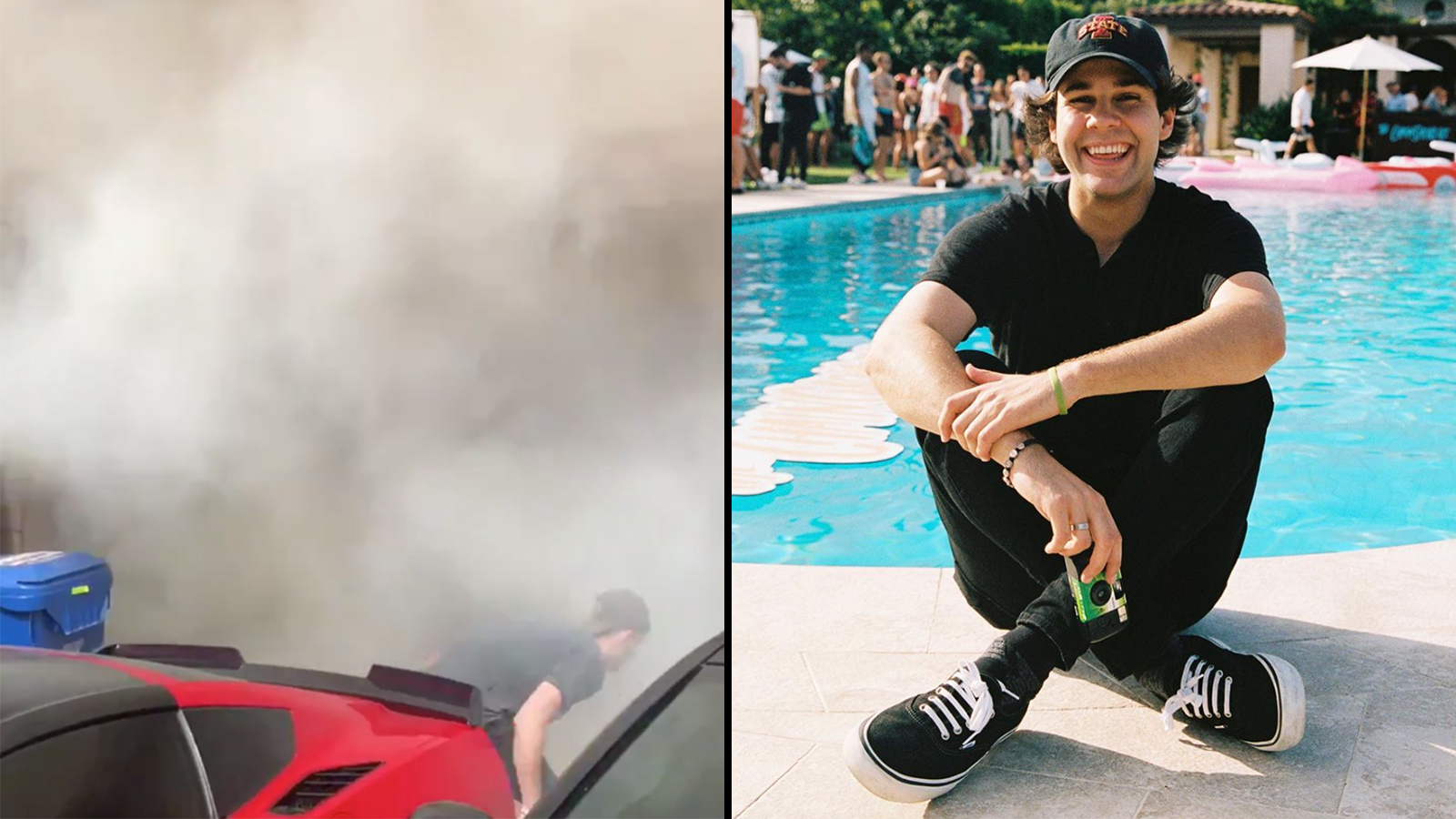 Nelk Boys And David Dobrik Hotbox A Garage With Leaf Blowers Dexerto See more of stevewilldoit on facebook. nelk boys and david dobrik hotbox a