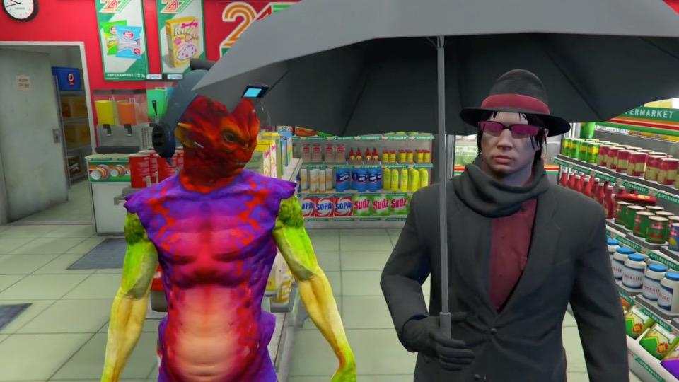 GTA RP characters