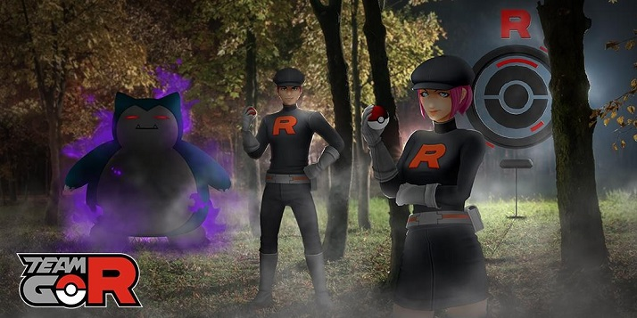 Team Rocket Shadow Pokemon