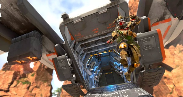 Dropship in Apex Legends
