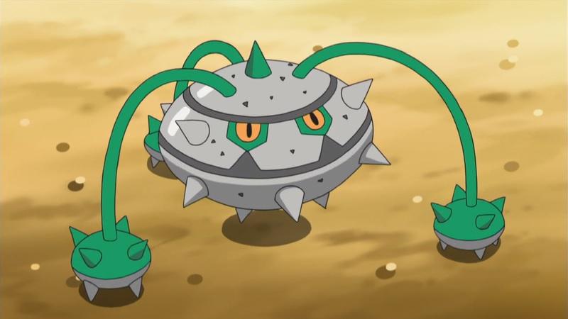 Ferrothorn Pokemon Go