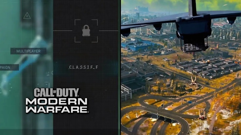 Warzone Classified Release