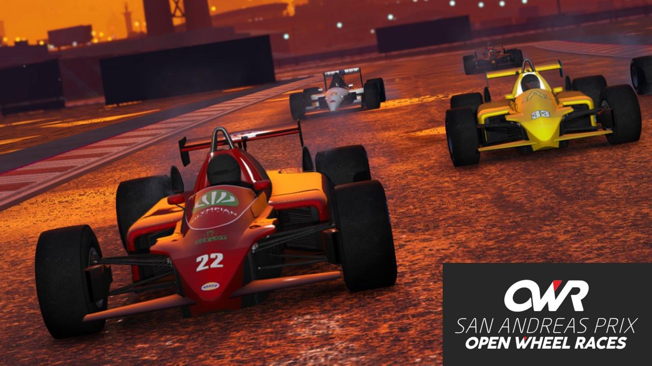 GTA Online Open Wheel Races tips