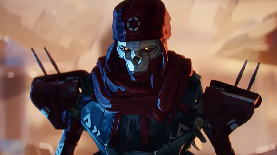 Revenant stares down his target in Apex Legends