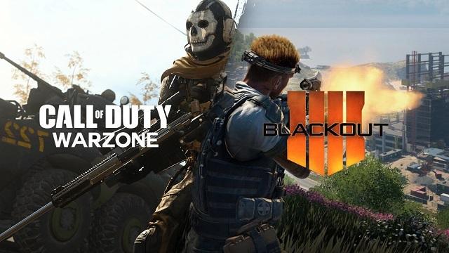 Warzone Kill Blackout