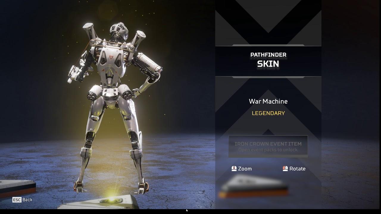 Pathfinder War Machine