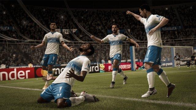 CONMEBOL in FIFA 20