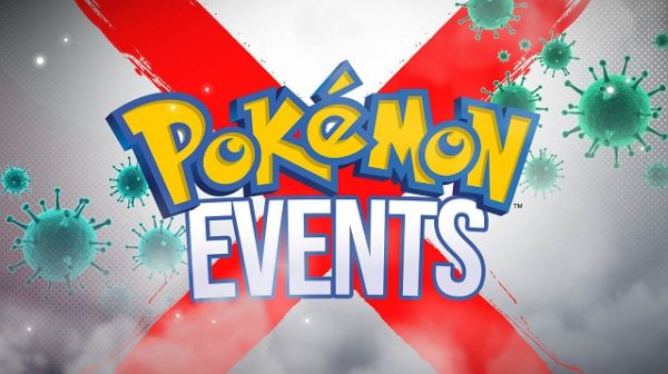 Pokemon Coronavirus Events