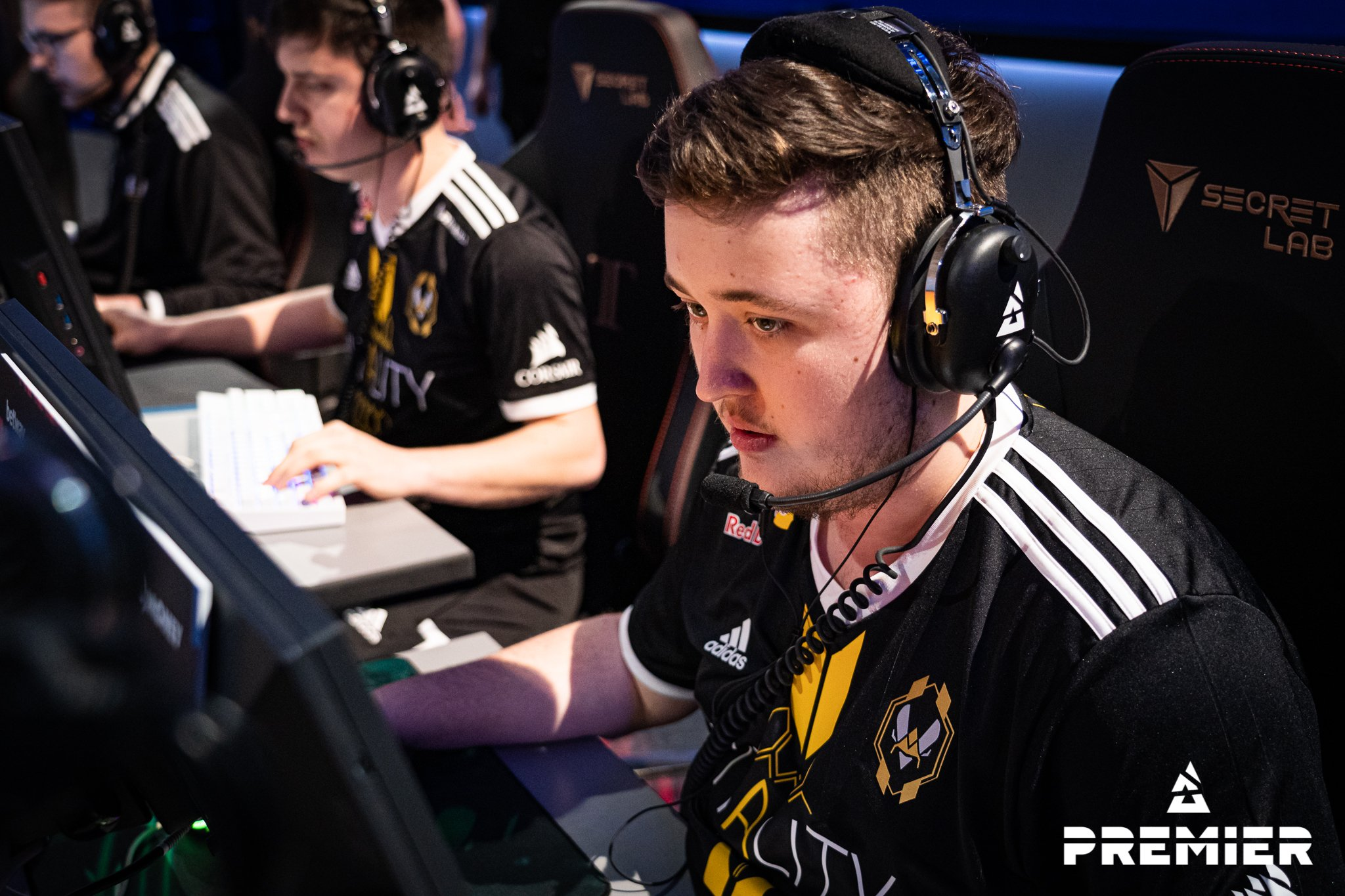 ZyWOo competing for Vitality.