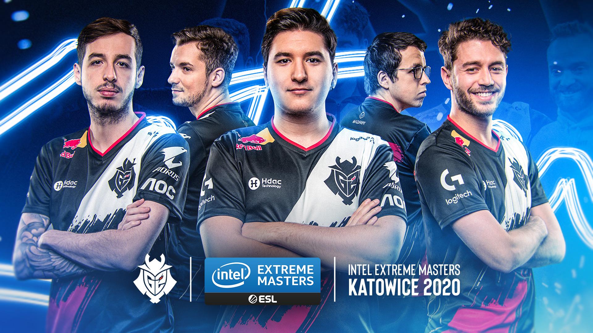 G2 esports CSGO team