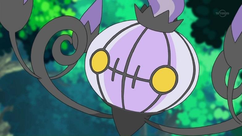 Chandelure Pokemon Go